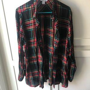 Woman's Twill flannel